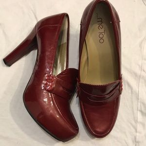 Great condition red patent Leather 6 1/2 pumps
